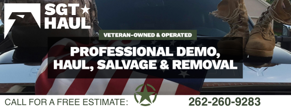 Professional Demo, Haul, Salvage, & Removal